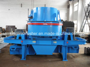 Riverstone/Pebble/Cobble Sand Maker, Barmac Type Sand Making Machine pictures & photos