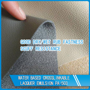 Leather Lacquer Water Based Acrylic Emulsion pictures & photos