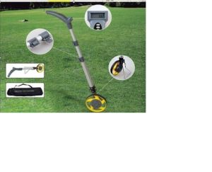 Wheel Type Distance Meter LCD Digital Display with Ce & RoHS Certificate pictures & photos