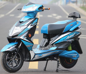 High Quality 1000W Electric Racing Motorcycle with Disk Brake (EM-014) pictures & photos