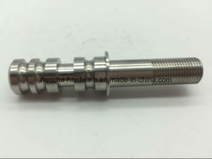 Stainless Steel Round Coupling Shaft pictures & photos