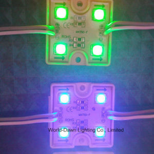 Good Quality 2 Years Warranty SMD5050 4-LEDs IP56 LED Module pictures & photos