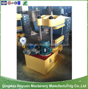 2017 Hot Selling Rubber Compound New Design Vulcanizing Press Machine pictures & photos