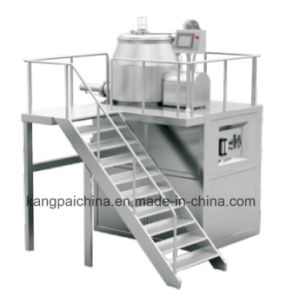 kHz-D High Platform Wet Type Mixing Granulator/Granulating Machine pictures & photos