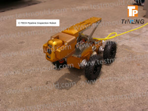 CCTV Underwater Pipe Inspection Crawler Robot for 150mm to 2000mm Pipeline pictures & photos