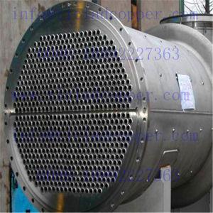 Titanium Storage Tank Manufacturer/ Steel Storage Vessel Suppiler pictures & photos