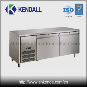 Good Quality Multi-Door Stainless Steel Worktable Refrigerator pictures & photos