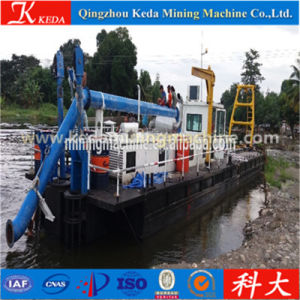 Professional Mud Dredging Cutter Suction Dredger pictures & photos