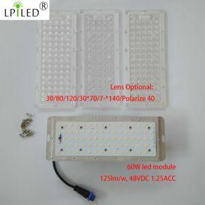 60W Streetlight Module Floodlight Illumination pictures & photos