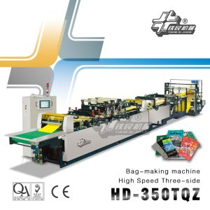 High Speed Bag-Seal Bag-Making Machinehd-350tqz pictures & photos