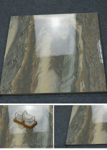 Foshan Factory New Design Marble Copy Stone Porcelain Floor Tile pictures & photos