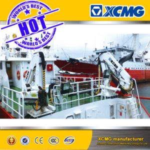 XCMG Marine Ship Deck Hydraulic Jib Crane pictures & photos