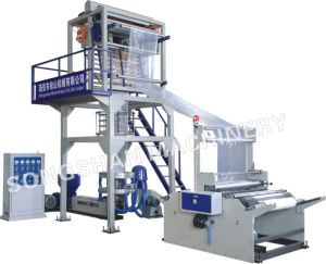 High Output Film Blowing Machine with Rotary Die& Double Winder pictures & photos