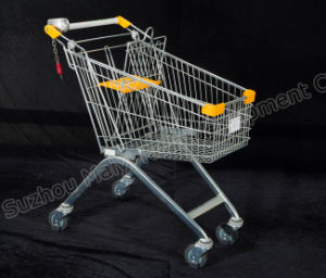 Smart Shopping Trolley Cart European Style Trolley pictures & photos