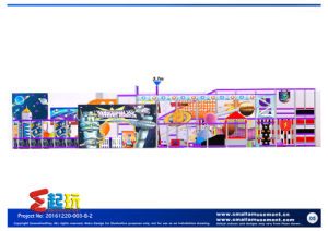 Innovation Play Space Themed Amusement Park pictures & photos