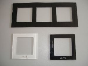 Glass Switch Panel (BLP) pictures & photos