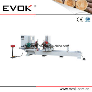 Professional Wooden Furniture CNC Double Side Cutting and Drilling Machine (TC-828) pictures & photos