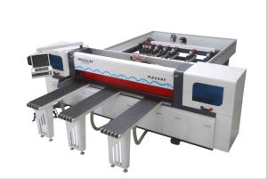 High Accuracy Woodworking CNC Panel Saw Machinery pictures & photos