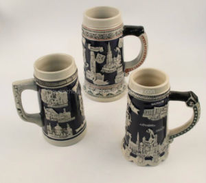 OEM Beer Ceramic Cup Mug for Home Restaurant Supplies pictures & photos
