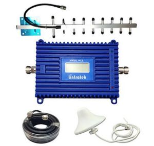 Lintratek Cell Booster GSM 1900MHz UMTS1900 Cell Phone Amplifier Yagi 3G Repeater LCD Cell Phone Signal Booster Kit for AT&T/Mts/Bell Mobility/Telcel pictures & photos