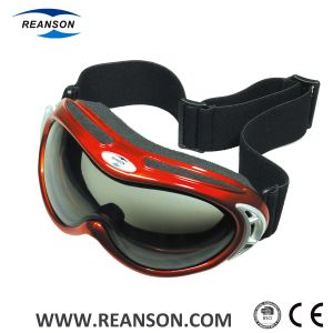 Soft Face Foam Flexibility TPU Frame Snow Mobile Goggles pictures & photos