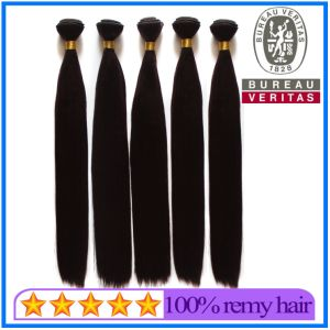 Wholesale High Quality 8-30 Inch 100% Human Hair Extension pictures & photos