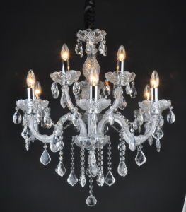 Modern Restaurant Living Room Chandelier Crystal Lighting (KA1332-8) pictures & photos