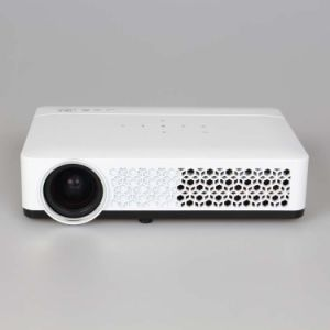 Yi-1000 Mini DLP Home Use Bluetooth Beamer Built-in Android and WiFi System Hot Sell DLP Projector pictures & photos
