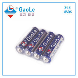AA R6 1.5V No-Rechargeable Battery (um3) pictures & photos