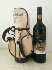 Gift Mini Golf Bag for Red Wine Promotion pictures & photos
