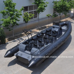 Liya 8.3m High Speed Passenger Rib Boats with 300HP Engine pictures & photos