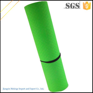 Durable TPE Yoga Mat Custom Travel Yoga Mat pictures & photos