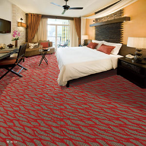 Chu Feng - Polypropylene Bcf Organic Wall to Wall Carpet pictures & photos