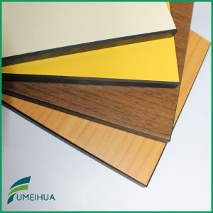 Heat Resistant Compact High Pressure Laminate Price pictures & photos