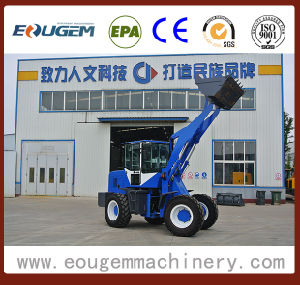 2000kg 1cbm Bucket Capacity Front Loaders Low Price pictures & photos