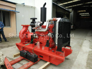 Single Stage Horizontal End Suction Diesel Water Pump pictures & photos