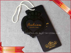 Clothing Hang Tag Garment Tag Price Tag for Clothing pictures & photos