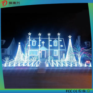 Decorative Twinkling Lamp Fairy LED Curtain Light pictures & photos