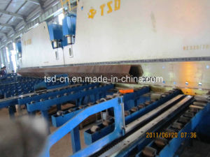 CNC Hydraulic Press Brake in Tandem/Double Bending Machine (2-WE67K-300/6000) pictures & photos