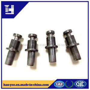 Steel Semi Hollow Rivet for Step and Grooved pictures & photos
