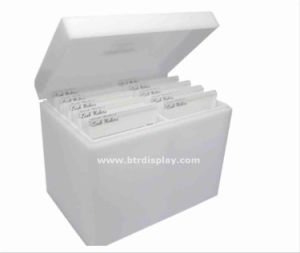 Acrylic Eyelash Box Manufacturer Btr-B7027 pictures & photos
