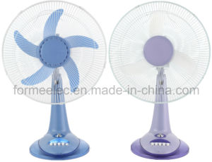 """16"""" AC DC Fan 15W 5 Blade Table Electrical Fan pictures & photos"""