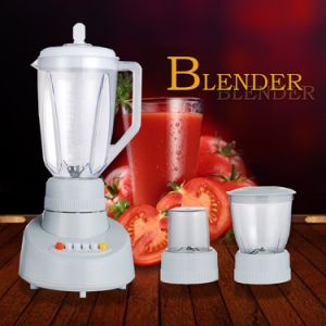 New Design CB-B151P Plastic Jar 4 Speeds Electric Blender pictures & photos