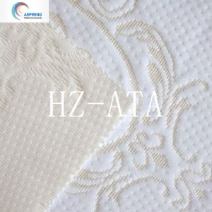 100% Polyester Jacquard Quilted Mattress Fabric pictures & photos
