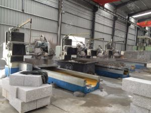 Automatic Stone Profiling Linear Stone Cut& Cutting Machine/ Stone Processing Machine/Profiling Linear Machine/ Stone Cutter pictures & photos
