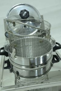Mdxz-16 Electric Turkey Fryer, Commercial Chicken Pressure Fryer pictures & photos
