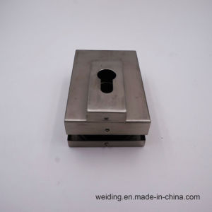 Stainless Steel Glass Door Lock Clamp pictures & photos
