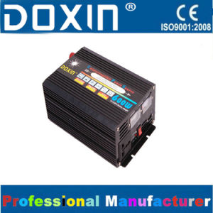 Doxin 600W Modified Sine Wave Inverter with UPS&Charger pictures & photos