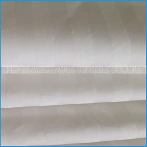 240-300tc 100% Down Feather Proof 2cm Stripe Fabric pictures & photos