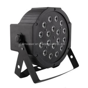 Cheap Stage Lighting RGB LED PAR Light 18 PCS*1W Wholesale pictures & photos